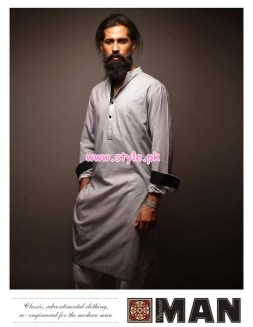 Bareeze Man Latest Winter 2012-13 Collection 007