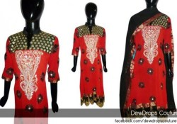 DewDrops Couture Winter Collection 2012-2013 For Women 003