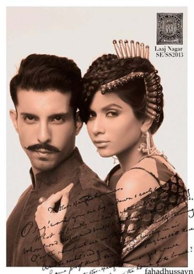 Fahad Hussayn Formal Wear Collection 2012-2013 For Women 005