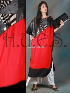 HUES Winter 2012-13 Dresses for Women and Girls 010
