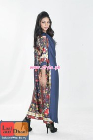 Laal Aur Dhani Latest Winter Collection For Women 2012-13 010