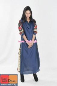 Laal Aur Dhani Latest Winter Collection For Women 2012-13 011