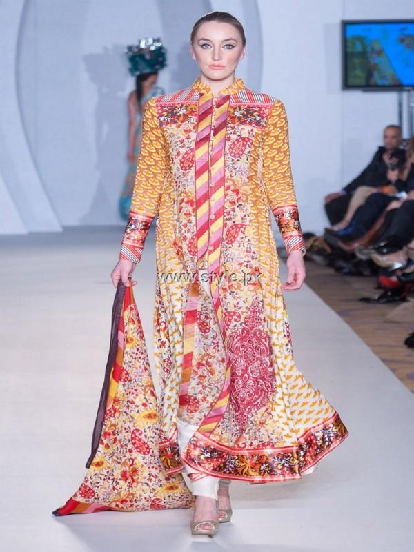 Lala Winter Collection 2012-13 at PFW 3, London