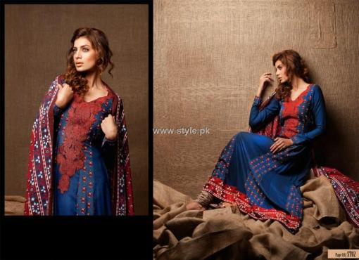 Rabea Linen 2012-13 Collection by Shariq Textiles 012