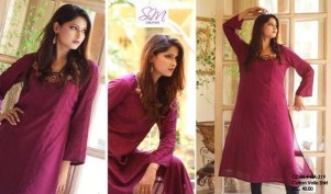 S&M Creations Winter Collection 2012-2013 For Women 0012