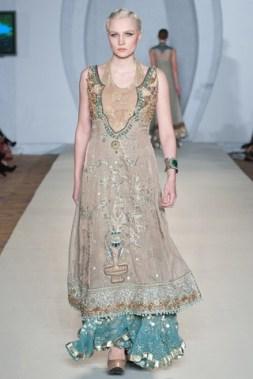 Sadia Mirza Formal Wear Collection 2012-2013 At PFW 3, London 0012