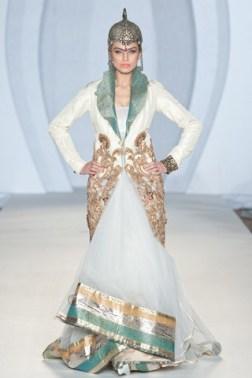 Sadia Mirza Formal Wear Collection 2012-2013 At PFW 3, London 008