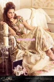 Sehrish Latest Wedding Wear Dresses For Women 2013 007