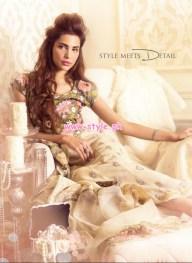 Sehrish Latest Wedding Wear Dresses For Women 2013 008