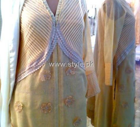 Slate Winter Collection 2012-13 by Faiza Samee