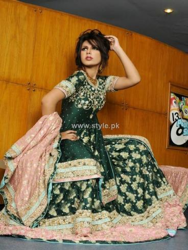 Walima Dresses 2013 Designs For Girls 009