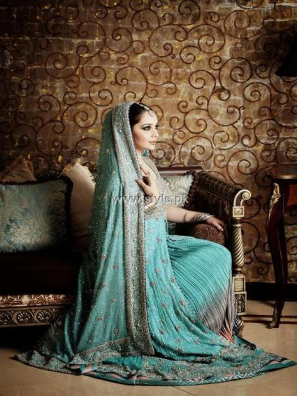 Walima Dresses 2013 Designs For Girls 012