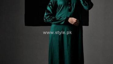 Yasmin Zaman New Winter Dresses 2012-13 for Women