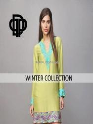 Deepak Perwani Winter Collection 2013 for Ladies 002