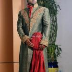 Designs of Sherwani for Men 2013