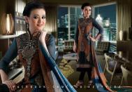 Eddiez Stylez Party Wear Collection 2013 for Women 012