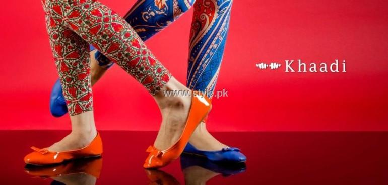 Khaadi New Winter Collection 2013 for Women