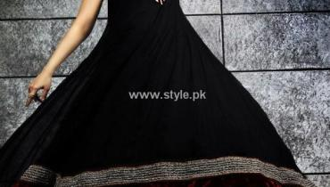 Sadia Hussain Winter Dresses 2013 for Ladies