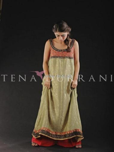 Tena Durrani Party Wear Dresses 2013 for Women 011