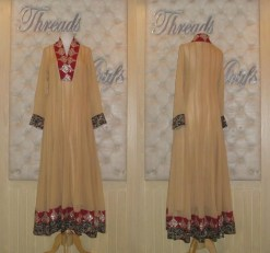 Threads And Motifs Formal Wear Collection 2013 For Women 001