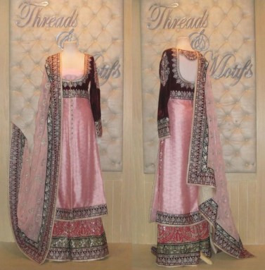 Threads And Motifs Formal Wear Collection 2013 For Women 007