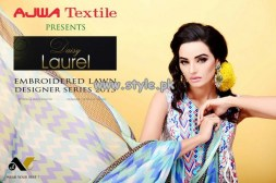 Ajwa Textile Summer Collection 2013 For Women 008