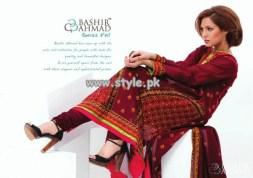 Bashir Ahmad Textiles Lawn Range 2013 For Summer 006