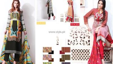 Batik Lawn 2013 by Moon Textile for Women