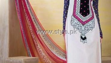 Dawood Lawn 2013 Designer Embroidered Collection