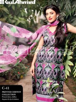 Gul Ahmed Lawn 2013 Collection for Women 006