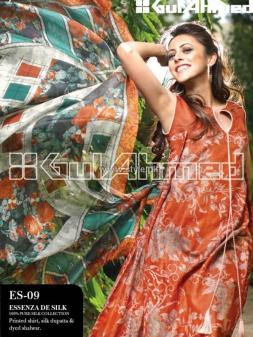 Gul Ahmed Lawn 2013 Collection for Women 007