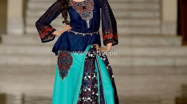 Ittehad Textiles Spring Summer Collection 2013 for Women