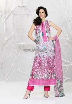 Khaadi Lawn Collection For Women 2013 007