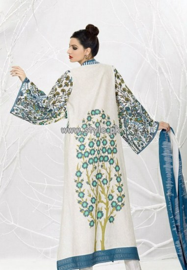 Khaadi Lawn Collection For Women 2013 008