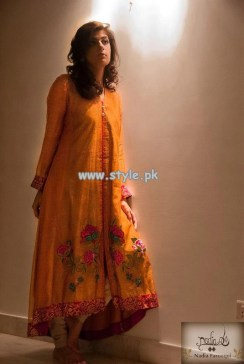 Nadia Farooqui Party Wear Collection For Summer 2013 001