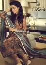 Nida Azwer Lawn Collection 2013 For Women 004