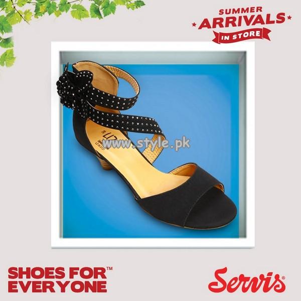 Servis Summer Foot Wears For Women 2013 006