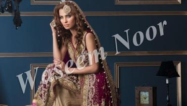 Waseem Noor Bridal Wear Dresses 2013 for Women