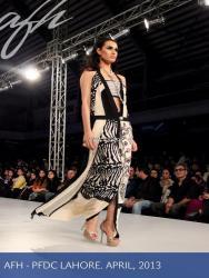 Ayesha F Hashwani at PSFW 2013-Quite Western 001