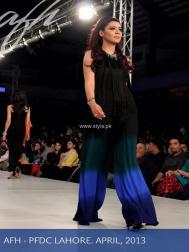 Ayesha F Hashwani at PSFW 2013-Quite Western 011