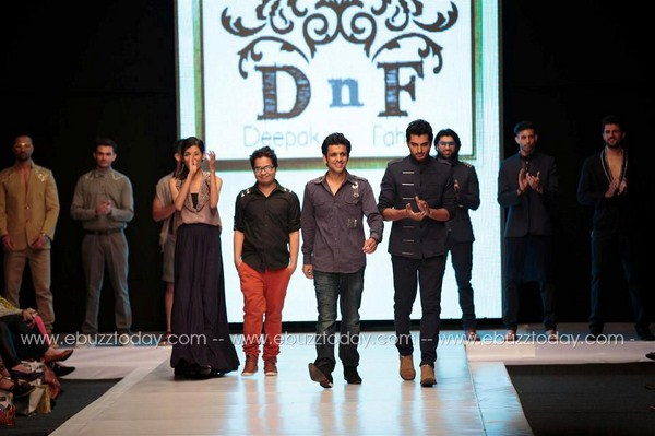 Deepak And Fahad Collection 2013 at Fashion Pakistan Week 5 0012