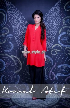 Komal Atif Summer Party Wear Collection 2013 005