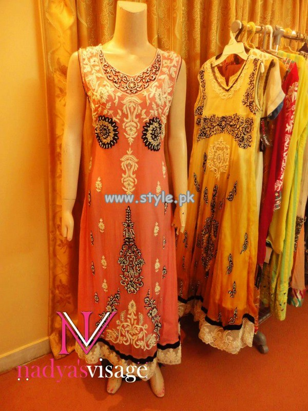 Nadya Visage Summer Collection For Women 2013 009