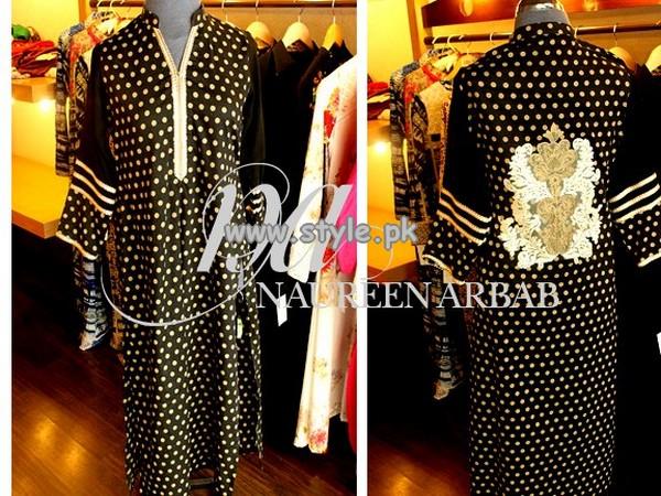 Naureen Arbab Summer Collection For Women 2013 003
