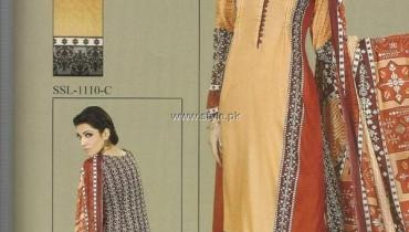 Sana and Samia Printed Lawn 2013 by Lala