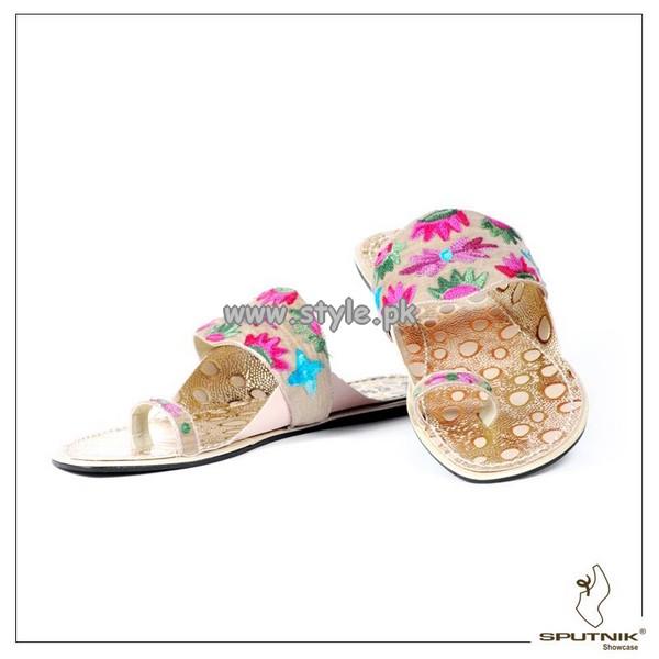 Sputnik Foot Wear Sandal Collection 2013 For Summer 004
