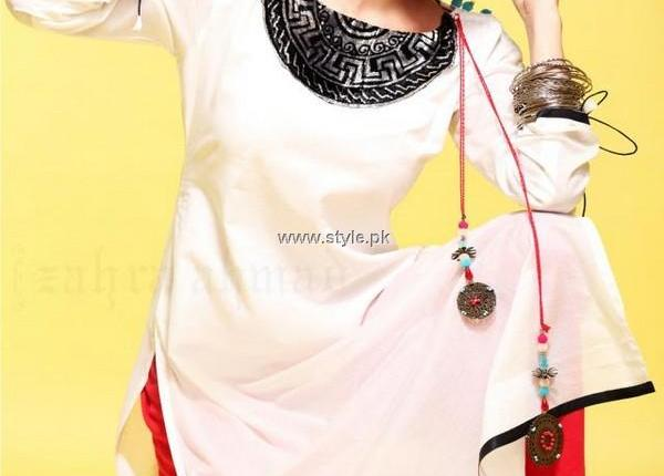Zahra Ahmad Summer Collection 2013 for Women