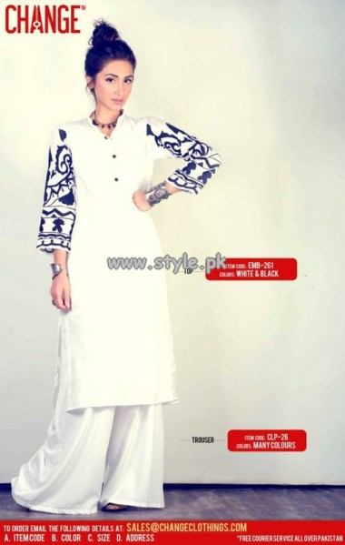 Change New Arrivals Of Casual Wear 2013 For Summer 001