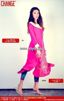 Change New Arrivals Of Casual Wear 2013 For Summer 003