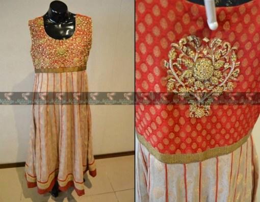 Deepak Perwani Formal Wear Collection 2013 For Women 006